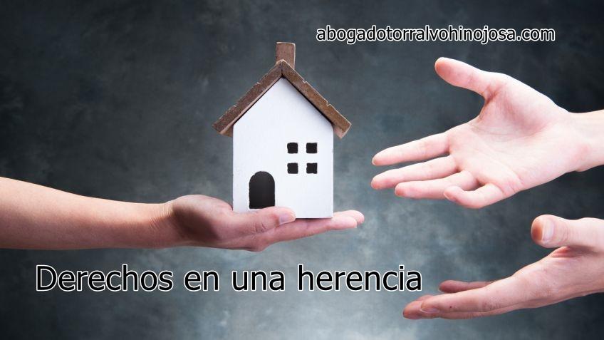 Derechos herencia Malaga