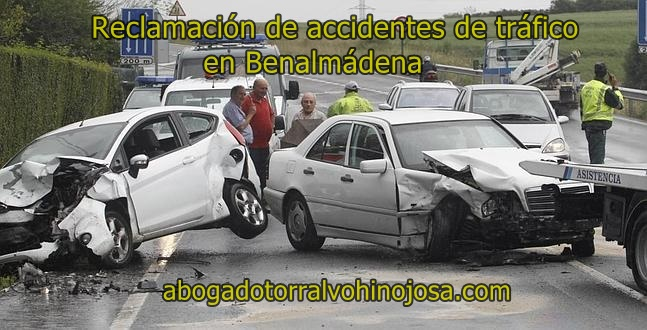 accidentes trafico reclamaciones benalmadena